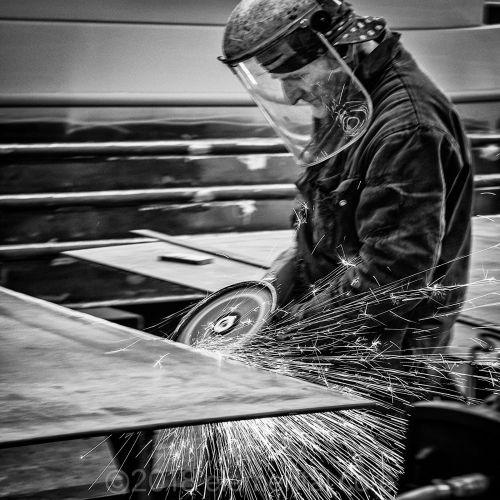 Black Pearl - Staffordshire Fabrications